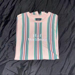 2 for $40 Striped Huf Shirt